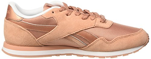 Copper Ultra Femme Rustic pure white Rose rosa Clay Basses Sneaker Reebok Sl Royal n4P5wqOOS