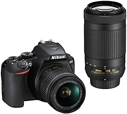 Nikon d3500 °Cámara réflex Digital con Objetivo NIKKOR AF-P DX 18 ...