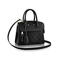 The modern, structured Pont Neuf Mini in smooth and embossed leather displays a host of heritage details, from Toron handles and Lockit handle-mounts to metal rivets and an emblematic keybell. Posh and trendy, it's a chic little bag for all o...