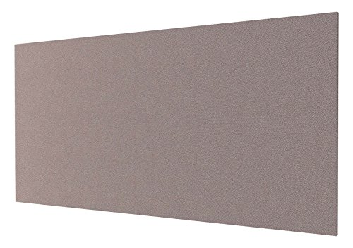 Obex 30X60-TB-R-PE Rectangle Tackboard, Contemporary, Pewter by OBEX