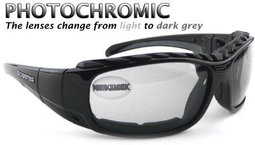 Bobster Gunner Convertible Photochromic - Gunner Sunglasses