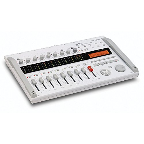 Zoom R16 Multitrack SD Recorder Controller and Interface (Certified Refurbished) (Zoom R16 Recorder)