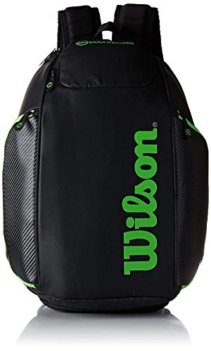 Wilson Blade Collection Racket Backpack, Black/Green from Wilson