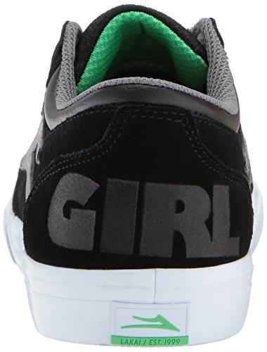 Adults' Unisex Griffin Lakai Black Shoe Grey Parent Suede Skate FpTzqSwB