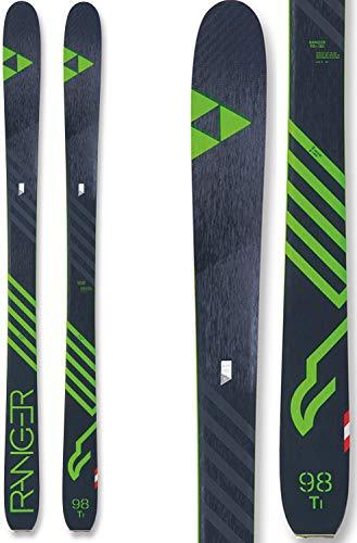 (Fischer Ranger 98 Ti Skis Mens Sz 172cm)