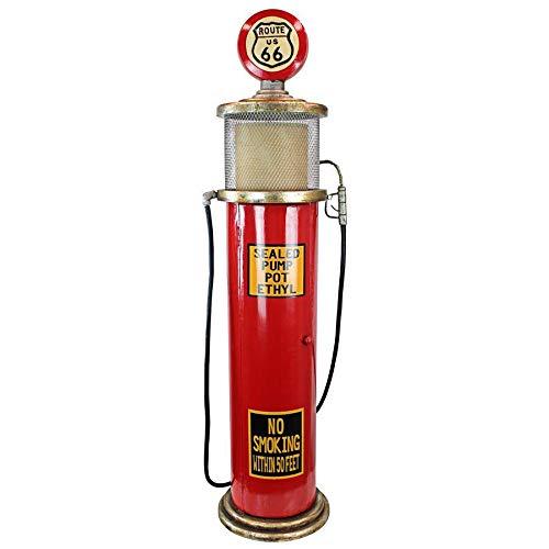 Amazon.com: Design Toscano Bomba de gasolina retro lámpara ...