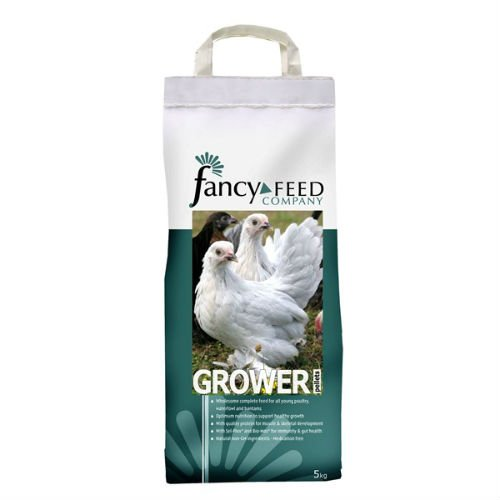 Fancy Feed Growers Pellets 5kg Fancy Feeds