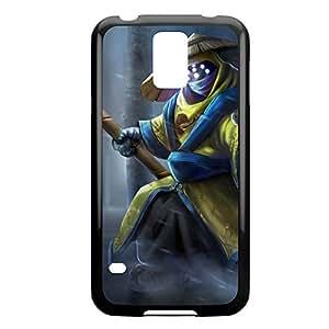 Jax-004 League of Legends LoL case cover Iphone 5C - Plastic Black