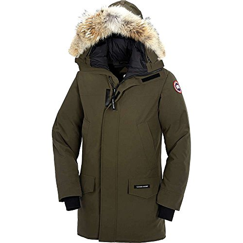 Canada Goose Langford Fusion Fit Parka - Men's Military Green Large (Mens Canada Goose Langford compare prices)