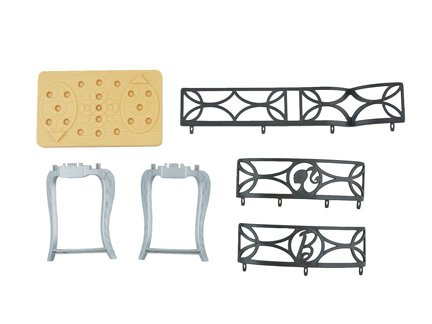 - Barbie 3 Story Dream Townhouse - Replacement Table and Railings
