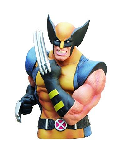 Wolverine Masked Bust Bank -