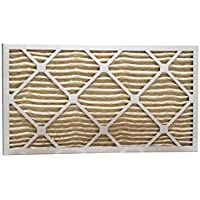 Eco-Aire P15S.0117D35D MERV 11 Pleated Air Filter, 17 1/4 x 35 1/4 x 1