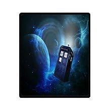 Scottshop Custom Doctor Who Blankets Throw Cotton Blanket Bed/Sofa Blanket Travel Blanket 50x60 Inch