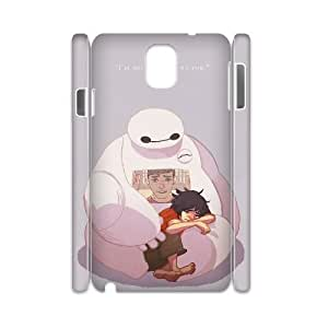ANCASE Baymax 1 Phone 3D Case For Samsung Galaxy note 3 N9000 [Pattern-4]