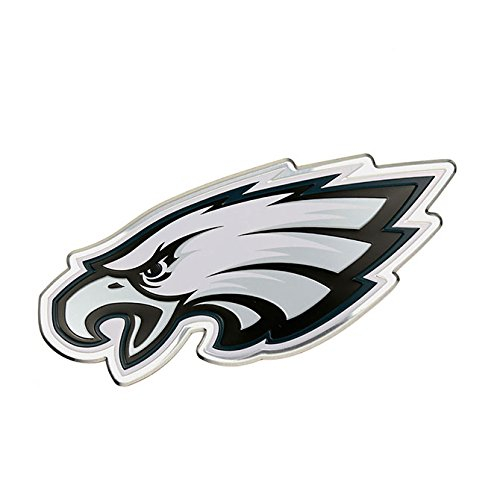 (Team ProMark NFL Philadelphia Eagles Die Cut Color Automobile Emblem)