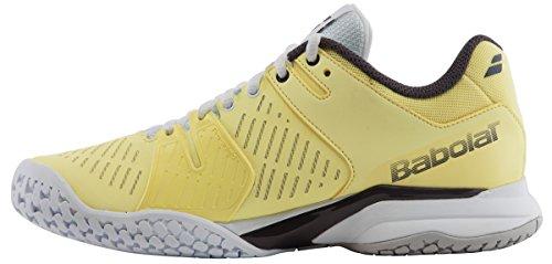 Babolat Tennisschuhe Propulse Team ALL COURT Damen, jaune pâle