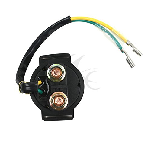 TCMT Replacement Starter Relay Solenoid For HONDA TRX400EX TRX 400 EX FOURTRAX 1999 2000 2001 2002 2003 2004,CH125 CH 125 ELITE 1984