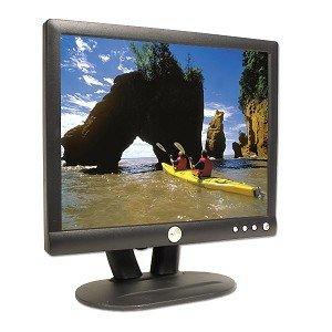 Dell E153FPc Monitor Charcoal Gray