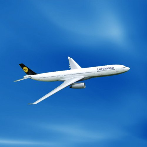 RC A330-300 Airbus Electric Jet Airplane