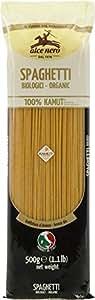 Alce Nero Organic Spaghetti Kamut (Case of 12 x 500g)