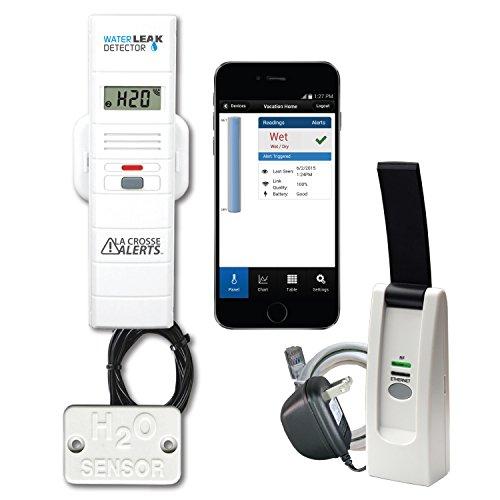 La Crosse Technology 926-25105-Wgb Wireless Monitor System Set with Leak Detector ()