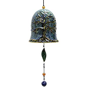 Whispering Bell, in Blue Tree of Life Bell