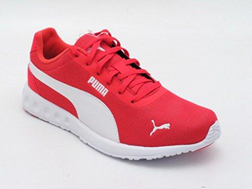 01 puma 188274 Puma Red White W14291 Risk Fallon High 0awzE