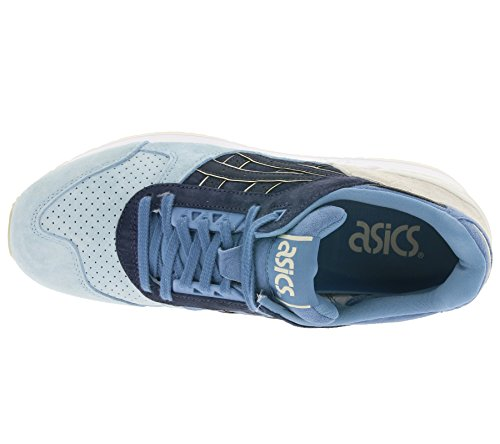 Asics - Gel Respector Platinum Collection Taupe Grey - Sneakers Unisex blu beige