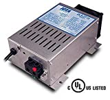 auto battery 27 - IOTA DLS-27-15/IQ4 24 VOLT 15 AMP 4 STAGE AUTOMATIC SMART BATTERY CHARGER / POWER SUPPLY