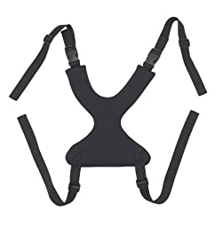 Wenzelite Seat Harness for all Wenzelite Anterior and Posterior Safety Rollers and Nimbo Walkers