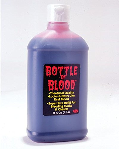Pint of Blood Standard (16 Fl (Halloween Fake Blood)