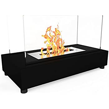 Amazoncom Nu Flame Irradia Tabletop Fireplace Nu Flame Home