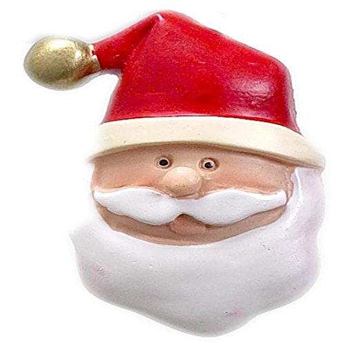 Santa Claus Shower Curtain Hooks