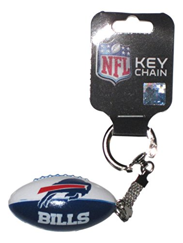 Yankees Buffalo (Team Sports America Buffalo Bills Football Style Key Chain)