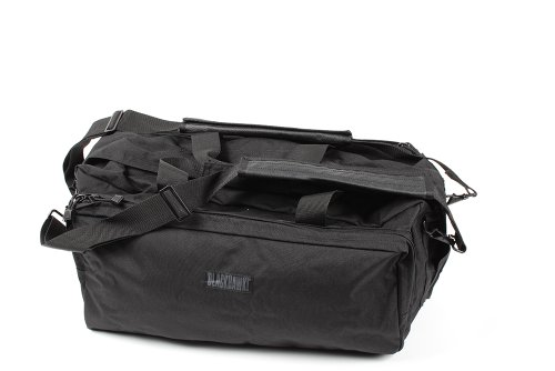 - BLACKHAWK! 20MOB2BK Mobile Ops Bag Black