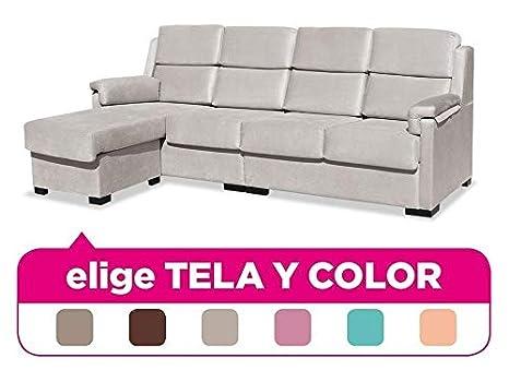 Muebles Baratos Sofa Chaise Longue 4 plazas, Subida A ...