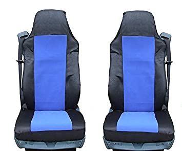 Amazing Quality Blue Black Seat Covers Set Tailored For Man Tgl Tgx Caraccident5 Cool Chair Designs And Ideas Caraccident5Info