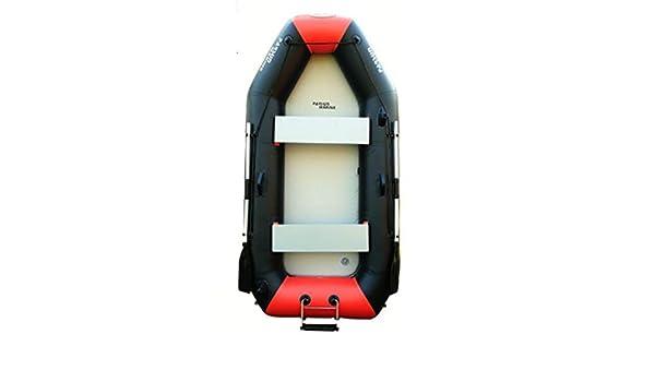 HYYQG Kayak Hinchable de 3 plazas, Juego con Fondo de ...