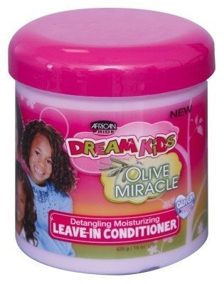 African Pride Ap - Ap Dream Kids Olive Miracle Leave-In Conditioner 15oz (2 Pack) by AFRICAN PRIDE