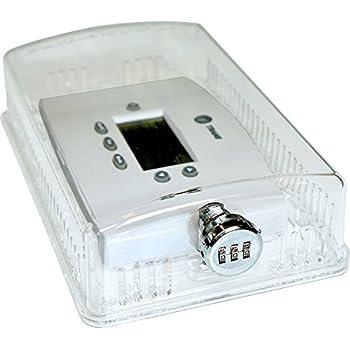 Safety Technology International, Inc. STI-9110 Thermostat ...