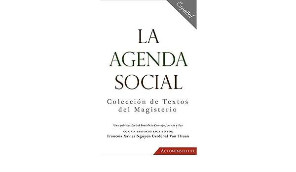 Amazon.com: La Agenda Social: Colección de Textos del ...