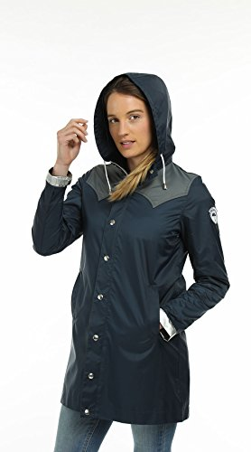 Edition Manteau Beseason Imperméable Femme Water Waterproof repellent Raincoat Multicolore Parka Limited 5PgPUa7