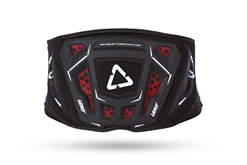 Leatt 3DF 3.5 Kidney Belt (Black, Small/Medium) by Leatt Brace
