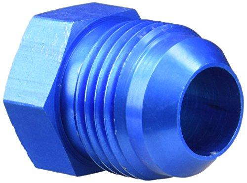 Aeroquip FCM3716 Blue Anodized Aluminum -10AN Flare Plug