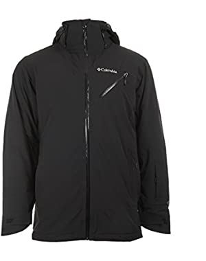 Columbia Men's Wird Card Jacket 1622941010 Black