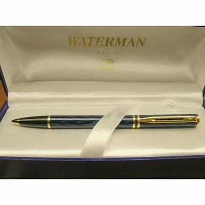 Waterman Laureat Shadowed Blue Mechanical Pencil