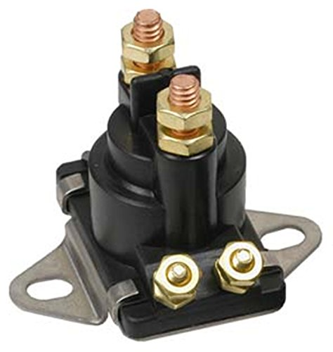 (NEW 12V SOLENOID FITS MERCURY MARINER OUTBOARD MOTORS 89-818864T 89-846070 89-94318 89-96158 89-96158T 89818864T 89846070 8994318 8996158 8996158T)