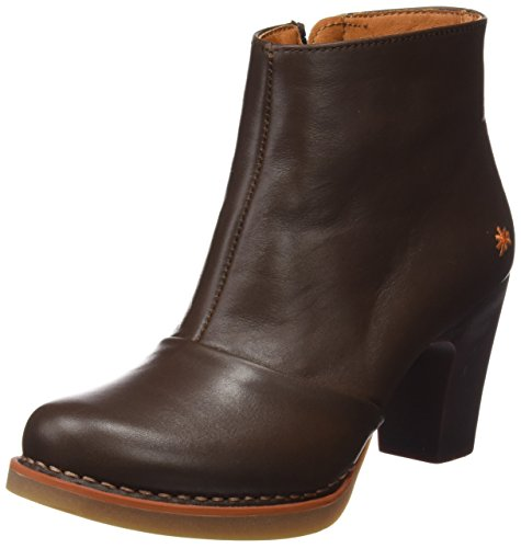 via Brown Star Gran Brown Ankle Boots Women's Art qx0afwEnRY