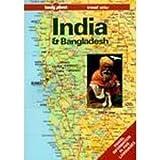 Lonely Planet Índia e Bangladesh Travel Atlas