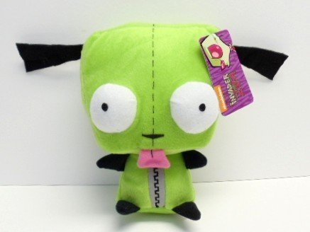 Review Nickelodeon Alien Invader Zim